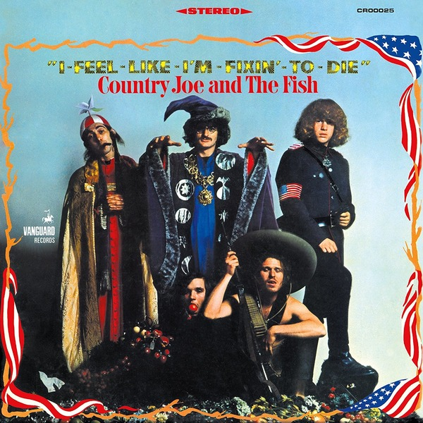 Country Joe And The Fish Country Joe And The Fish - I-feel-like-i'm-fixin'-to-die fish parasites part i