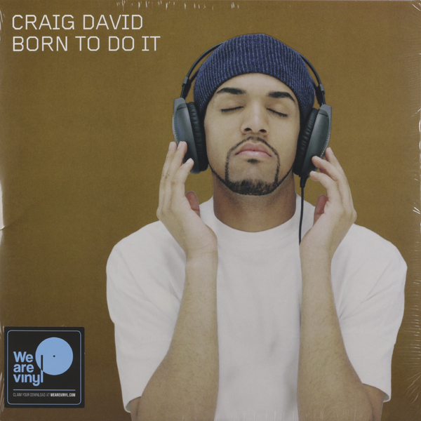 Craig David Craig David - Born To Do It (2 LP) цена в Москве и Питере