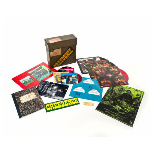 Creedence Clearwater Revival Creedence Clearwater Revival - 1969 Archive Box (3 Lp + 3 7 + 3 Cd)