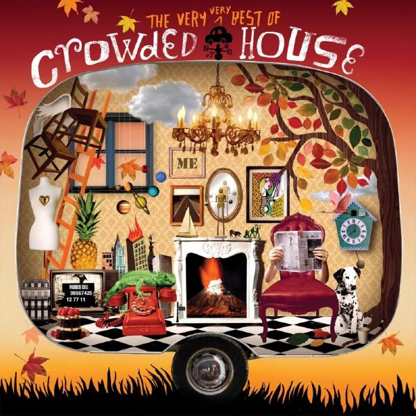 Crowded House Crowded House - The Very Very Best Of (2 LP) cribbens bernard the very best of