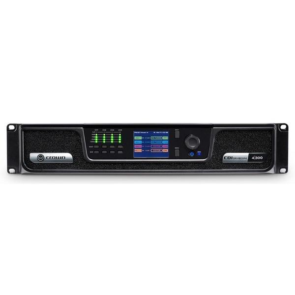 Профессиональный усилитель мощности Crown CDi DriveCore 4 300 crown 5d diy 96 37 4100