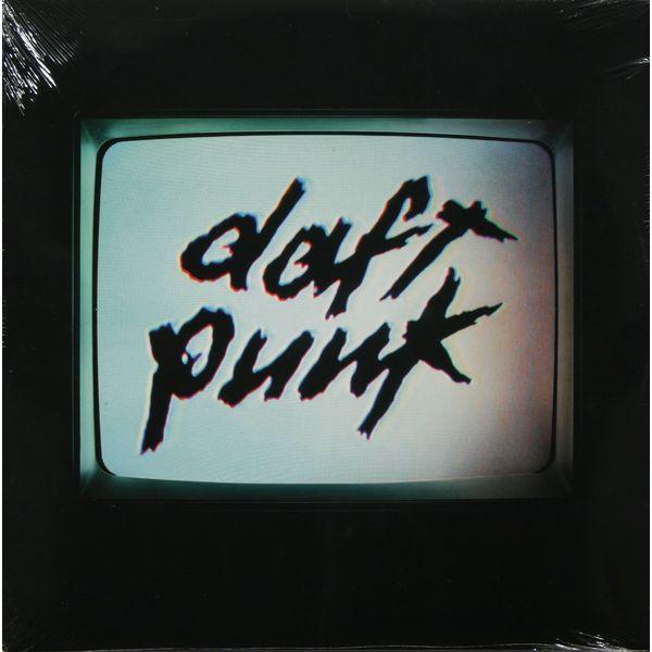 Daft Punk Daft Punk - Human After All (2 LP) daft punk daft punk human after all