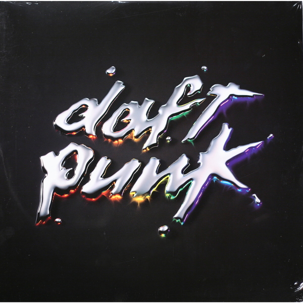Daft Punk Daft Punk - Discovery (2 LP) punk alloy polished wide necklace