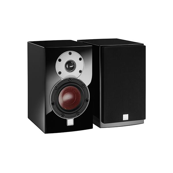 Полочная акустика DALI Menuet High Gloss Black definitive technology supercube 2000 black high gloss