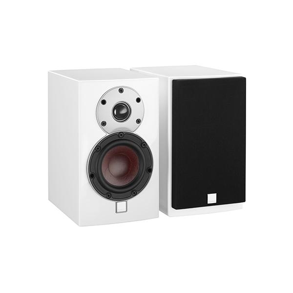 лучшая цена Полочная акустика DALI Menuet High Gloss White