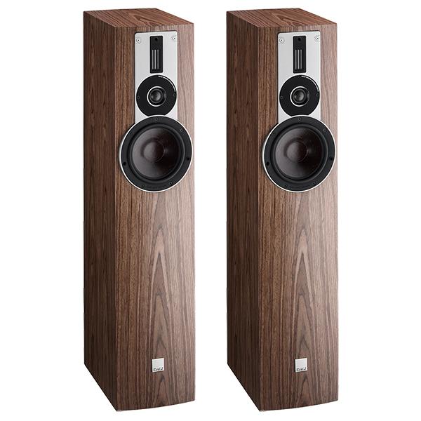 лучшая цена Напольная акустика DALI Rubicon 5 Walnut