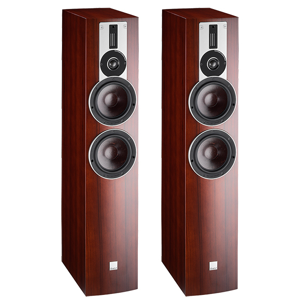 лучшая цена Напольная акустика DALI Rubicon 6 Rosewood