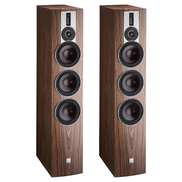 лучшая цена Напольная акустика DALI Rubicon 8 Walnut