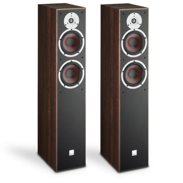 лучшая цена Напольная акустика DALI Spektor 6 Light Walnut