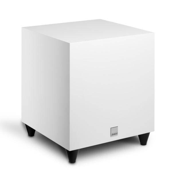 Активный сабвуфер DALI SUB C-8 D White активный сабвуфер dynaudio sub 250 ii satin white