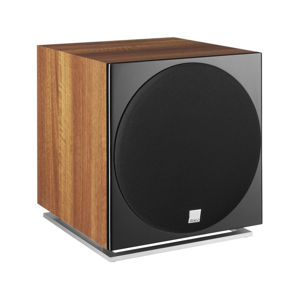 Активный сабвуфер DALI Zensor Sub E-12 F Light Walnut активный сабвуфер mj acoustics reference 100 mkii walnut