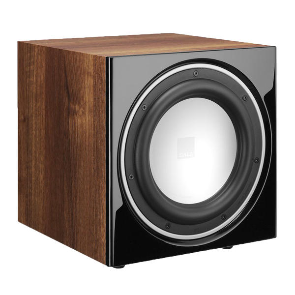 Активный сабвуфер DALI Zensor Sub E-9 F Light Walnut активный сабвуфер mj acoustics reference 100 mkii walnut