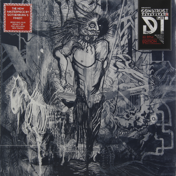 лучшая цена Dark Tranquillity Dark Tranquillity - Construct (lp + 7 )