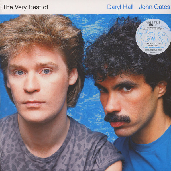 Daryl Hall John Oates Daryl Hall John Oates - The Very Best Of Daryl Hall John Oates (2 LP) hall l the party