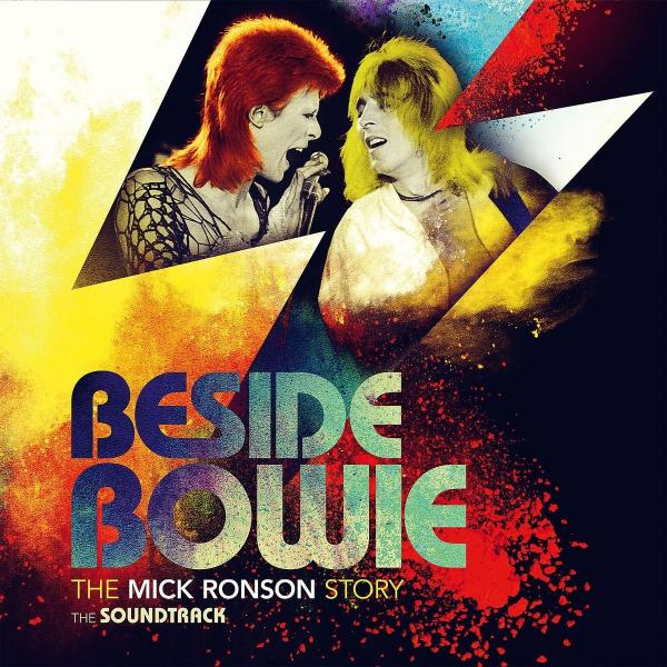 David Bowie David Bowie - Beside Bowie: The Mick Ronson Story (2 Lp, Colour) цена и фото