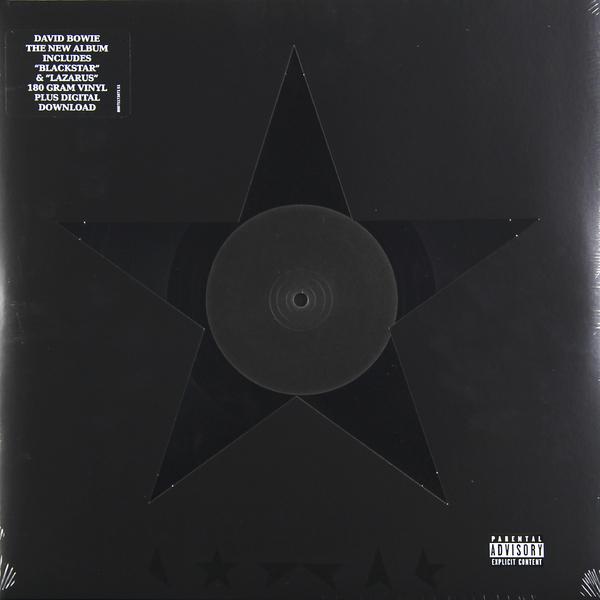 David Bowie David Bowie - Blackstar (180 Gr) цена и фото