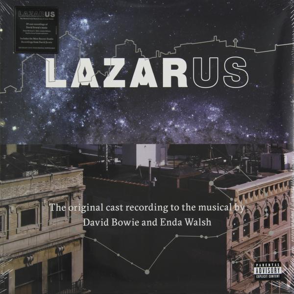 David Bowie David Bowie Enda Walsh - Lazarus (original Cast Recording) цена и фото