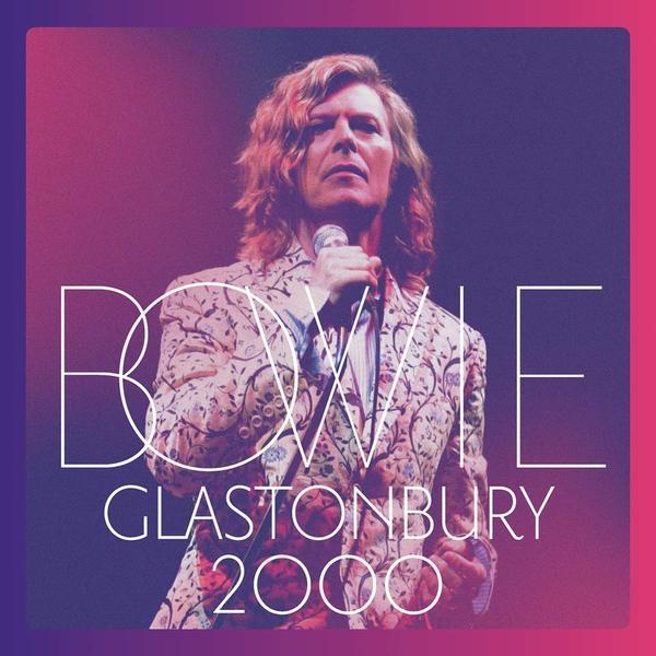 David Bowie David Bowie - Glastonbury (3 LP) цена и фото