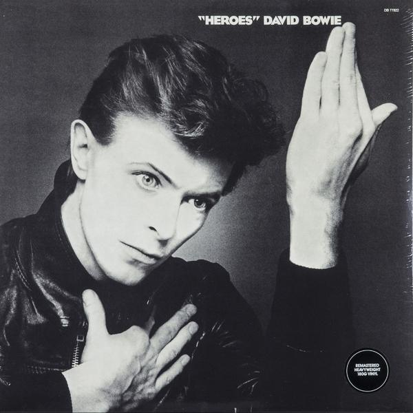 David Bowie David Bowie - Heroes (180 Gr) цена и фото