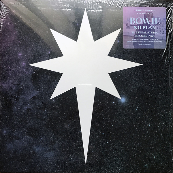David Bowie David Bowie - No Plan (180 Gr, Colour) david bowie david bowie blackstar 180 gr