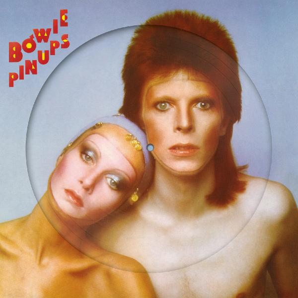 David Bowie David Bowie - Pin Ups (picture Disc) цена и фото