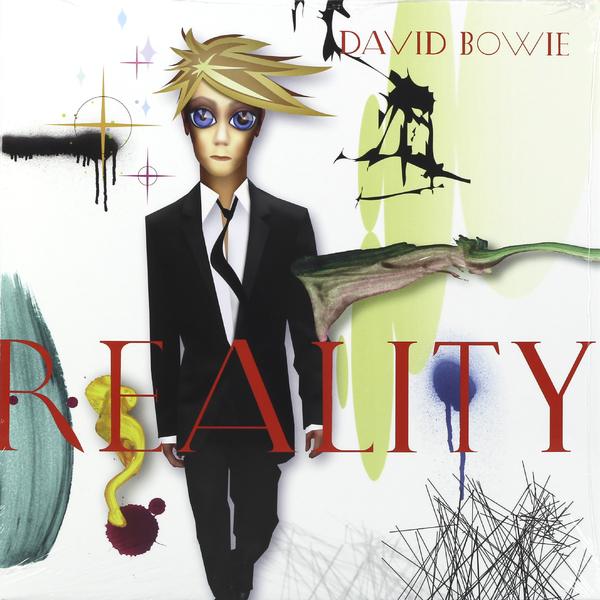 David Bowie David Bowie - Reality цена и фото