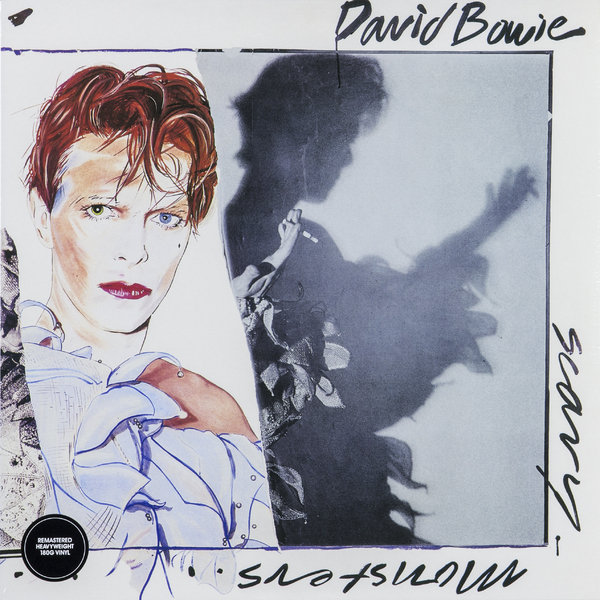 David Bowie David Bowie - Scary Monsters (and Super Creeps) (180 Gr) цена и фото
