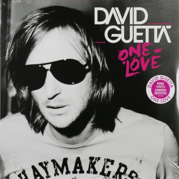 David Guetta David Guetta - One Love (2 Lp, Colour) дэвид гетта самуэль денисон мартин david guetta feat sam martin dangerous