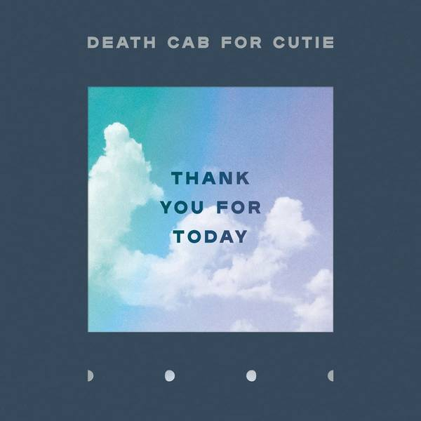 Death Cab For Cutie Death Cab For Cutie - Thank You For Today (180 Gr) цена 2017