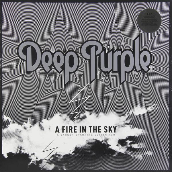 Deep Purple Deep Purple - A Fire In The Sky - Selected Career-spanning Songs (3 Lp, 180 Gr) deep purple deep purple shades of deep purple 180 gr