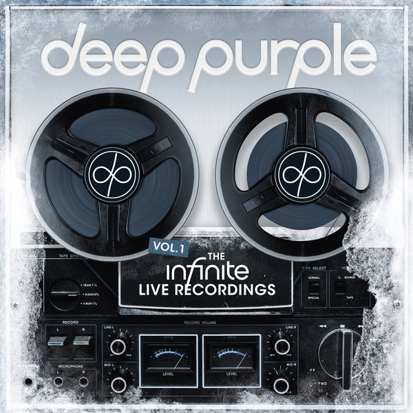 Deep Purple Deep Purple - Infinite Live Recordings, Vol.1 (3 LP)