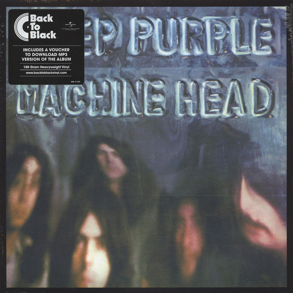 Deep Purple Deep Purple - Machine Head deep purple deep purple deep purple