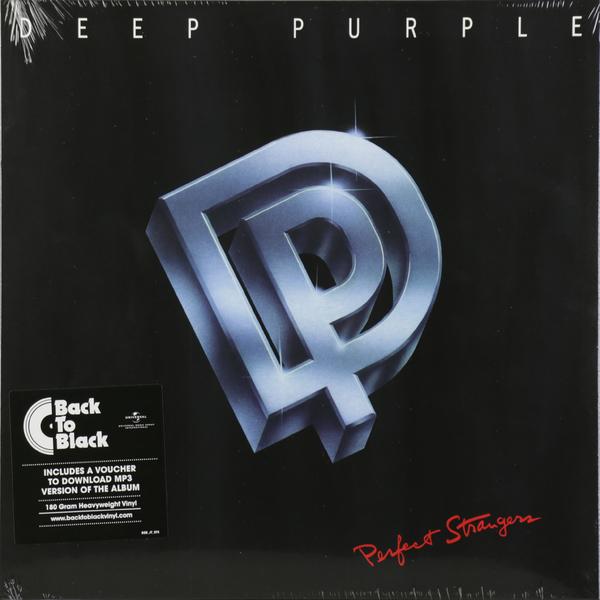 Deep Purple Deep Purple - Perfect Strangers (180 Gr) цена и фото