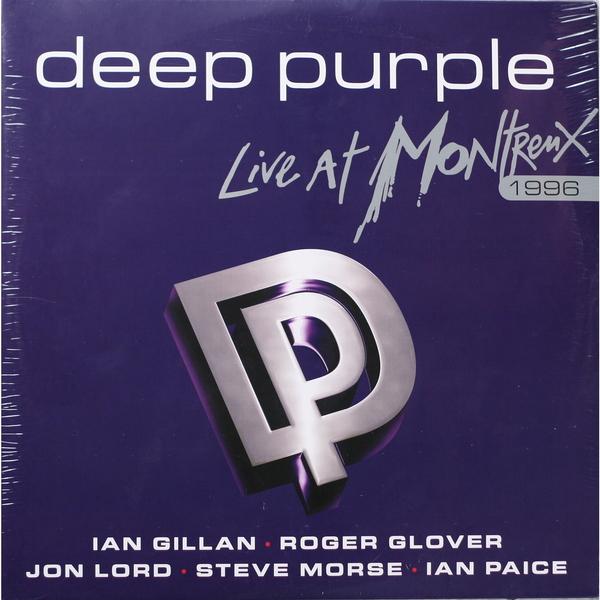 Deep Purple Deep Purple - Live At Montreux 1996 (2 Lp, 180 Gr) deep purple deep purple shades of deep purple 180 gr