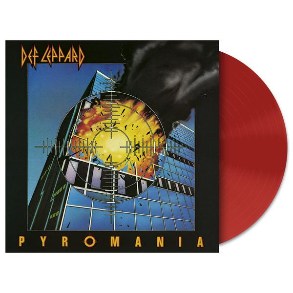 лучшая цена Def Leppard Def Leppard - Pyromania (colour)