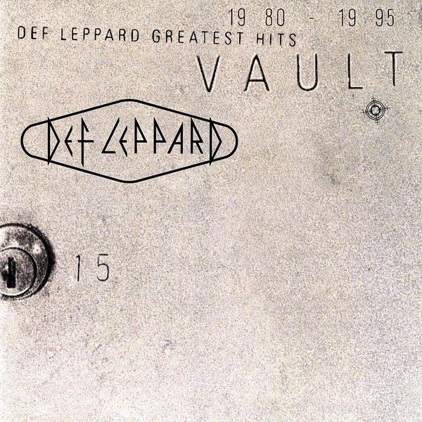 лучшая цена Def Leppard Def Leppard - Vault: Greatest Hits (2 LP)