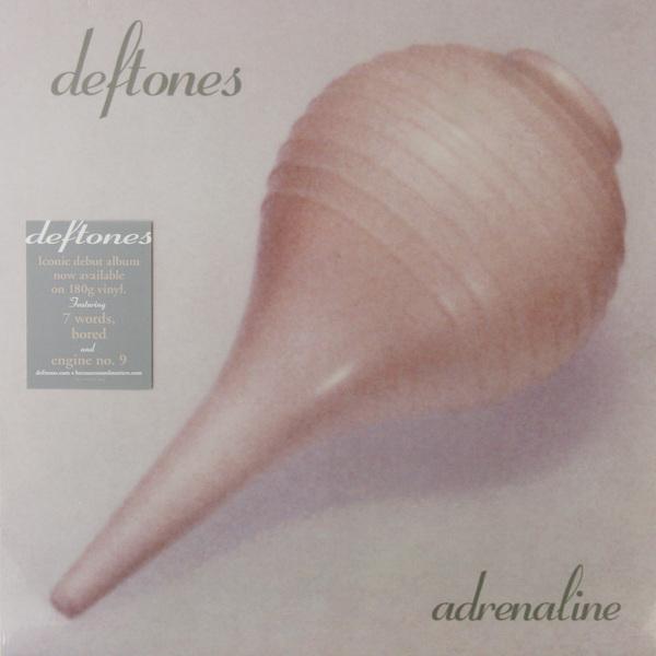 Deftones Deftones - Adrenaline (180 Gr)