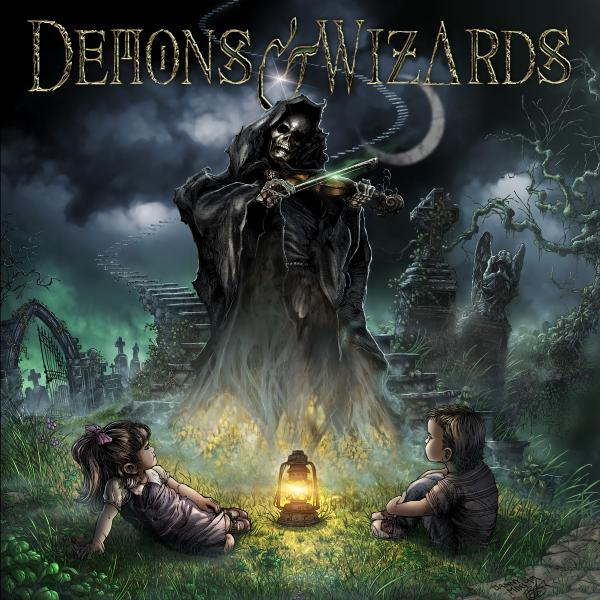 Demons Wizards Demons Wizards - Demons Wizards (2 Lp, 180 Gr) nikolai yakunenkov tale offive wizards