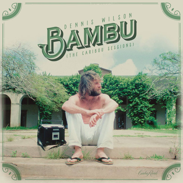 Dennis Wilson Dennis Wilson - Bambu (the Caribou Sessions) (2 LP) цена