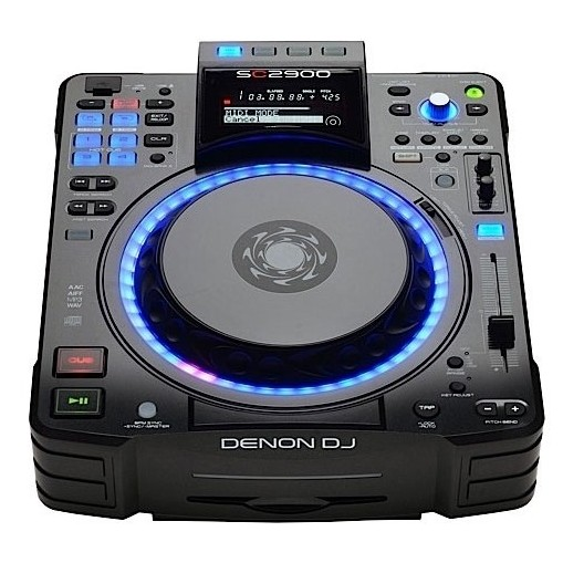 DJ CD проигрыватель Denon DN-SC2900 цена и фото