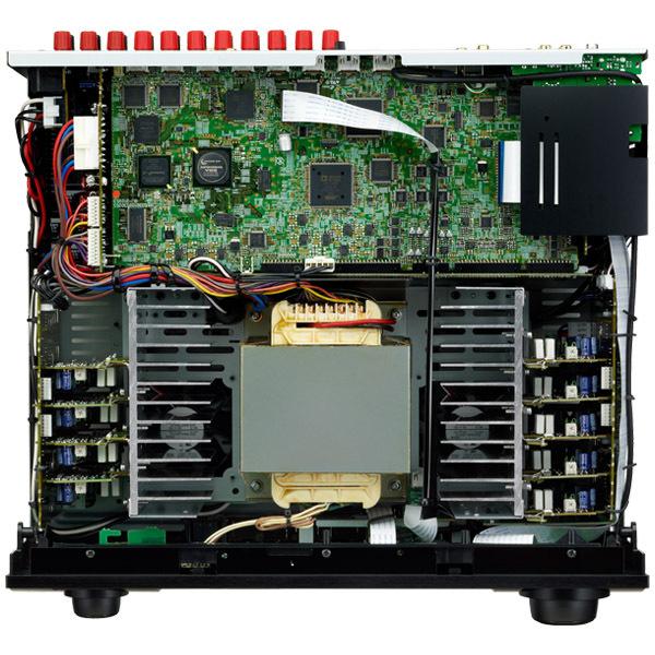 Тип - AV ресивер, мощность