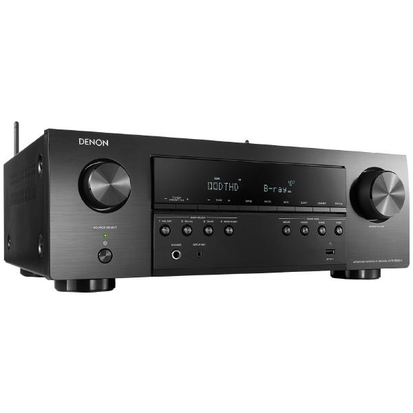 лучшая цена AV ресивер Denon AVR-S650H Black