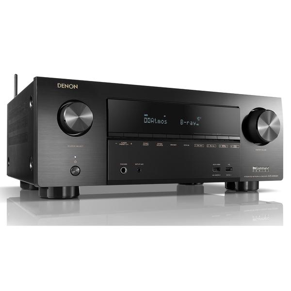 AV ресивер Denon AVR-X2500H Black цена и фото