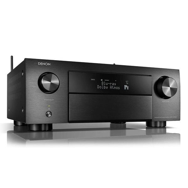 лучшая цена AV ресивер Denon AVR-X4500H Black
