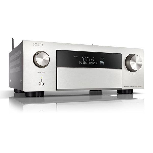 AV ресивер Denon AVR-X4500H Silver cd ресивер denon rcd m41 silver