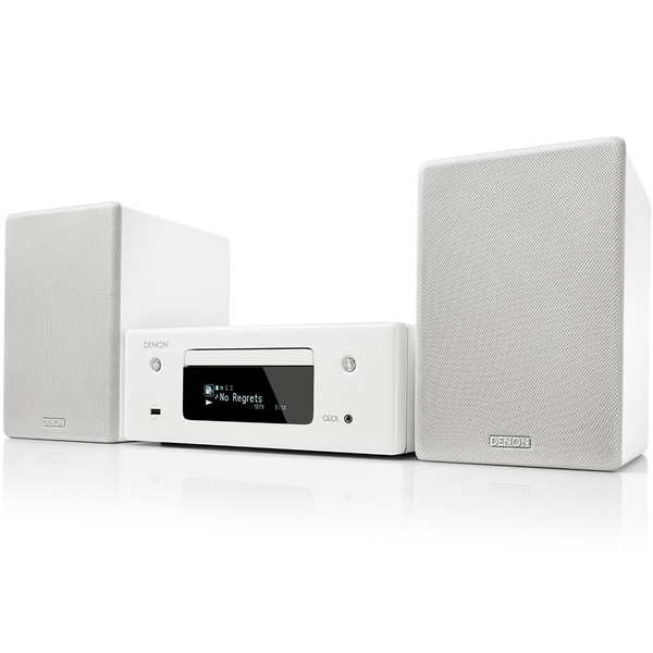 Hi-Fi минисистема Denon CEOL N10 White denon sc n9 white полочная ас