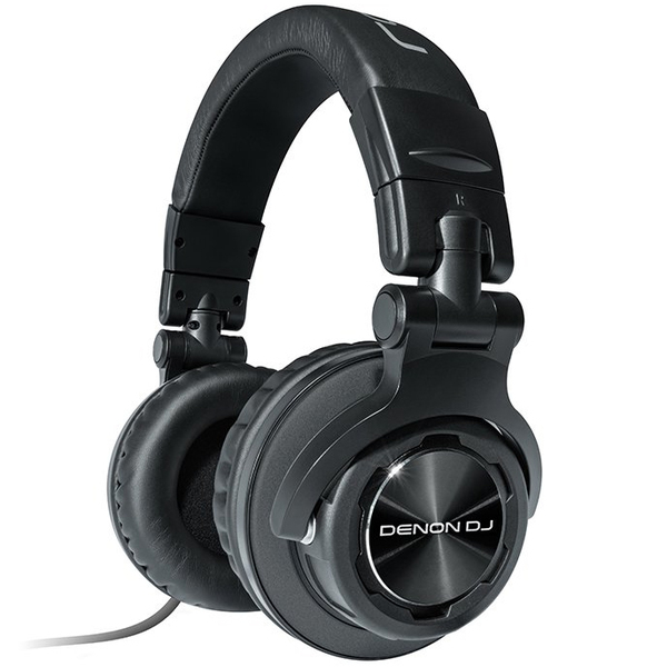 лучшая цена Охватывающие наушники Denon DN-HP1100 Black