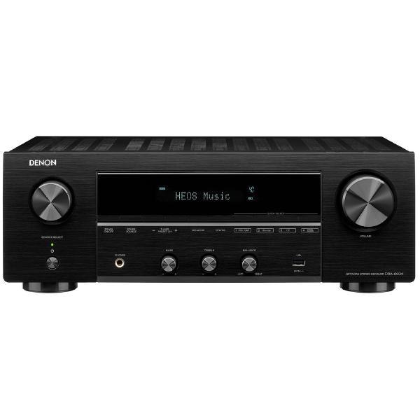 Стереоресивер Denon DRA-800H Black сетевой аудиоплеер denon dra n4 black