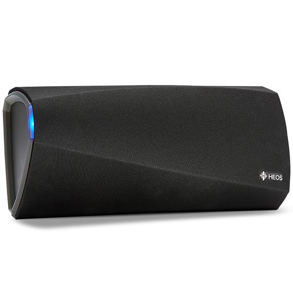 Беспроводная Hi-Fi акустика Denon HEOS 3 HS2 Black саундбар denon heos homecinema black