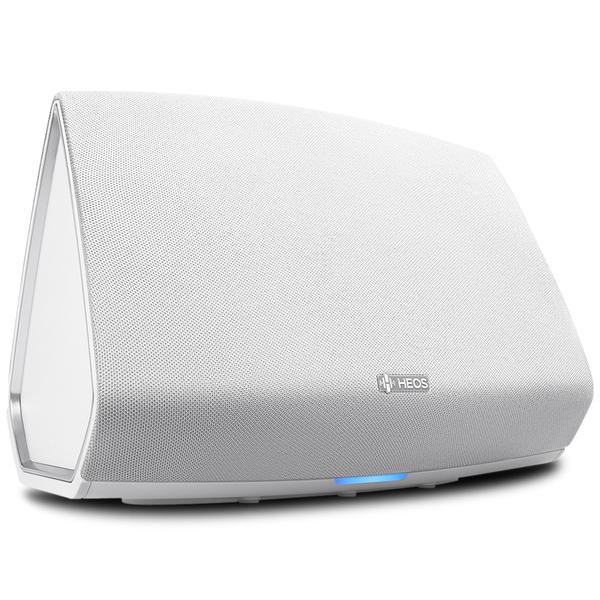 Беспроводная Hi-Fi акустика Denon HEOS 5 HS2 White denon sc n9 white полочная ас